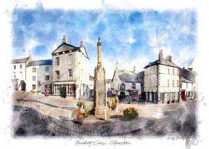 Market Cross, Ulverston