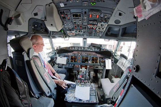 southwest-737-office