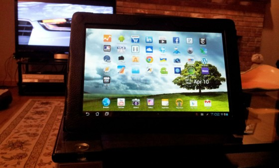 TF-201 Asus Transformer Prime tablet