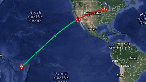GPS Visualizer  Google Maps output