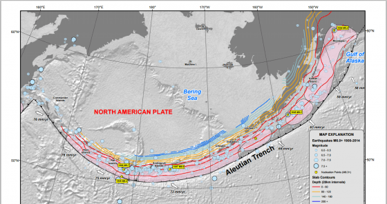 earthquake.usgs.gov earthquakes tectonic images aleutian_tsum.pdf