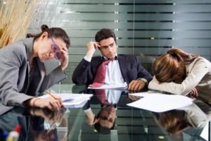 Frustrating meeting