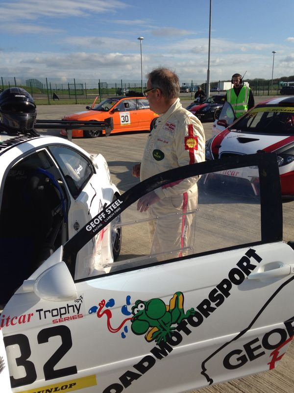 Silverstone Britcar opening round 2014. William Lynch 1st and 2nd in class results. Contact info@geoffsteel.co.uk