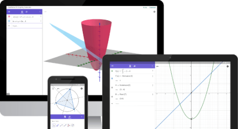 GeoGebra | Free Math Apps - used by over 100 Million Students & Teachers Worldwide
