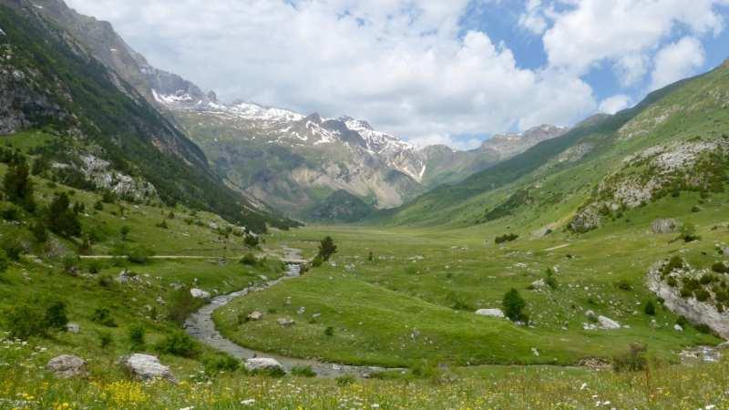 Les valls de Bujaruelo i Otal