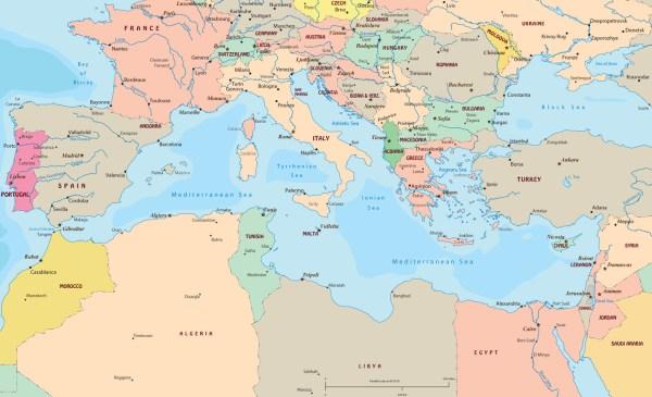 Mediterranean Mashup | Presposia: The Free Speech Gaming Forum