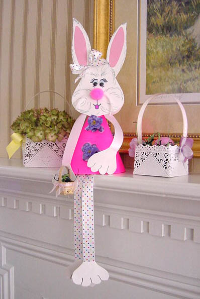 Easter Bunny - craft idea