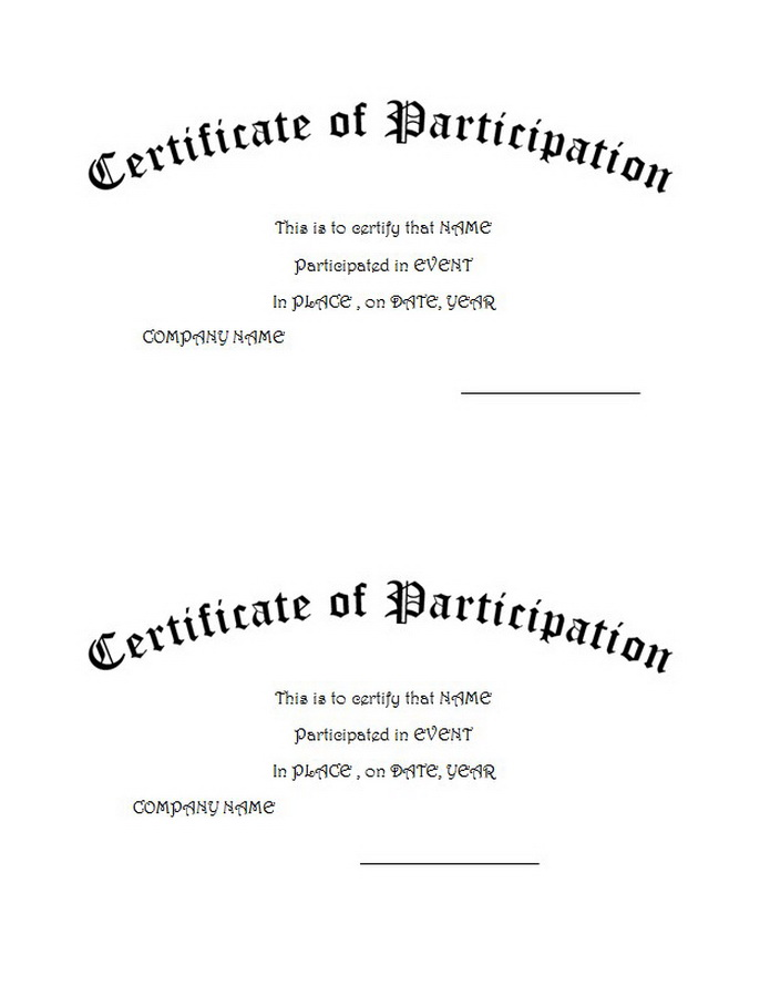 Geographics Certificates | Free Word Templates Clip Art & Wording
