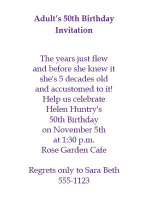 Invitation poems for 50th birthday visorgede poem for 50th birthday invitation poemsrom co filmwisefo