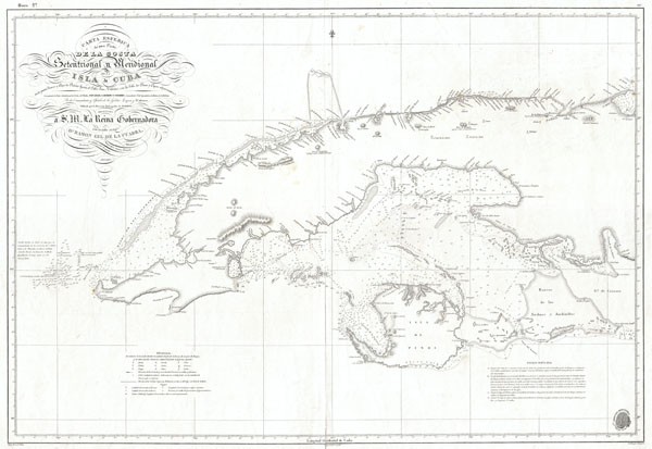 Cuba Map Printable