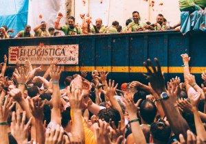 İspanya Domates Festivali (La Tomatina) Turu