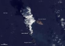 New Baby Island in the Zubair Islands