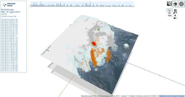 iceland-volcano-map