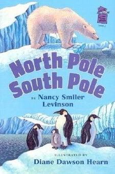 north-pole-south-pole-book