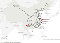 Which Country Has the Most High Speed Rail Lines?