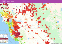 Track Real-Time Air Pollution With this Crowdsourced Map
