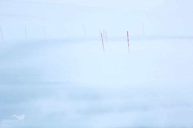 Road on the Svalbard