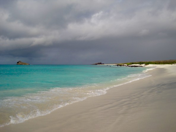 Española Island Beach