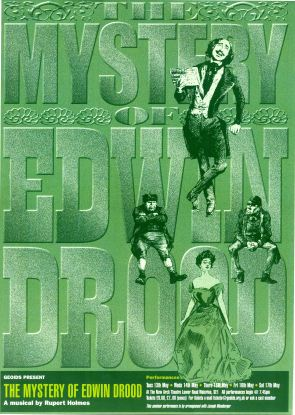 2003 The Mystery of Edwin Drood Poster