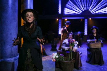 My Fair Lady performed by Geoids at the Bridewell Theatre, April 2017