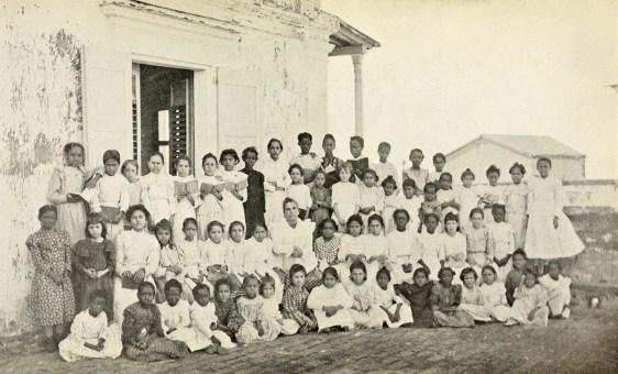 Public School in Mayagüez.