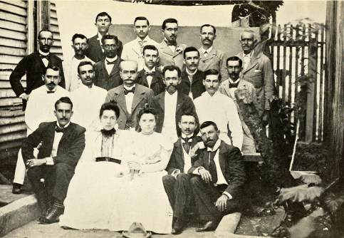 Enumerators of Aguadilla.