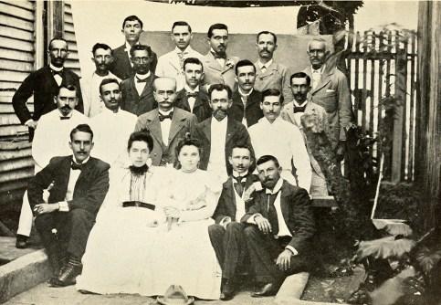 Enumerators of Aguadilla.