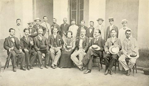 Enumerators of Arecibo.