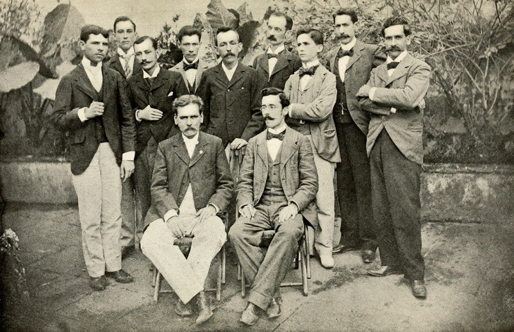 Supervisor and enumerators of Mayagüez.