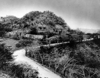 Carretera Central - Aibonito (c. 1901)