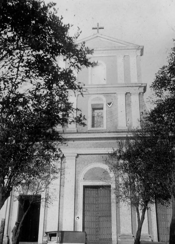 The Cathedral, San Juan.