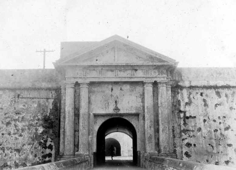 Morro Castle, San Juan.