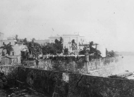 Governor's Palace, San Juan.