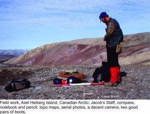 Axel Heiberg fieldwork