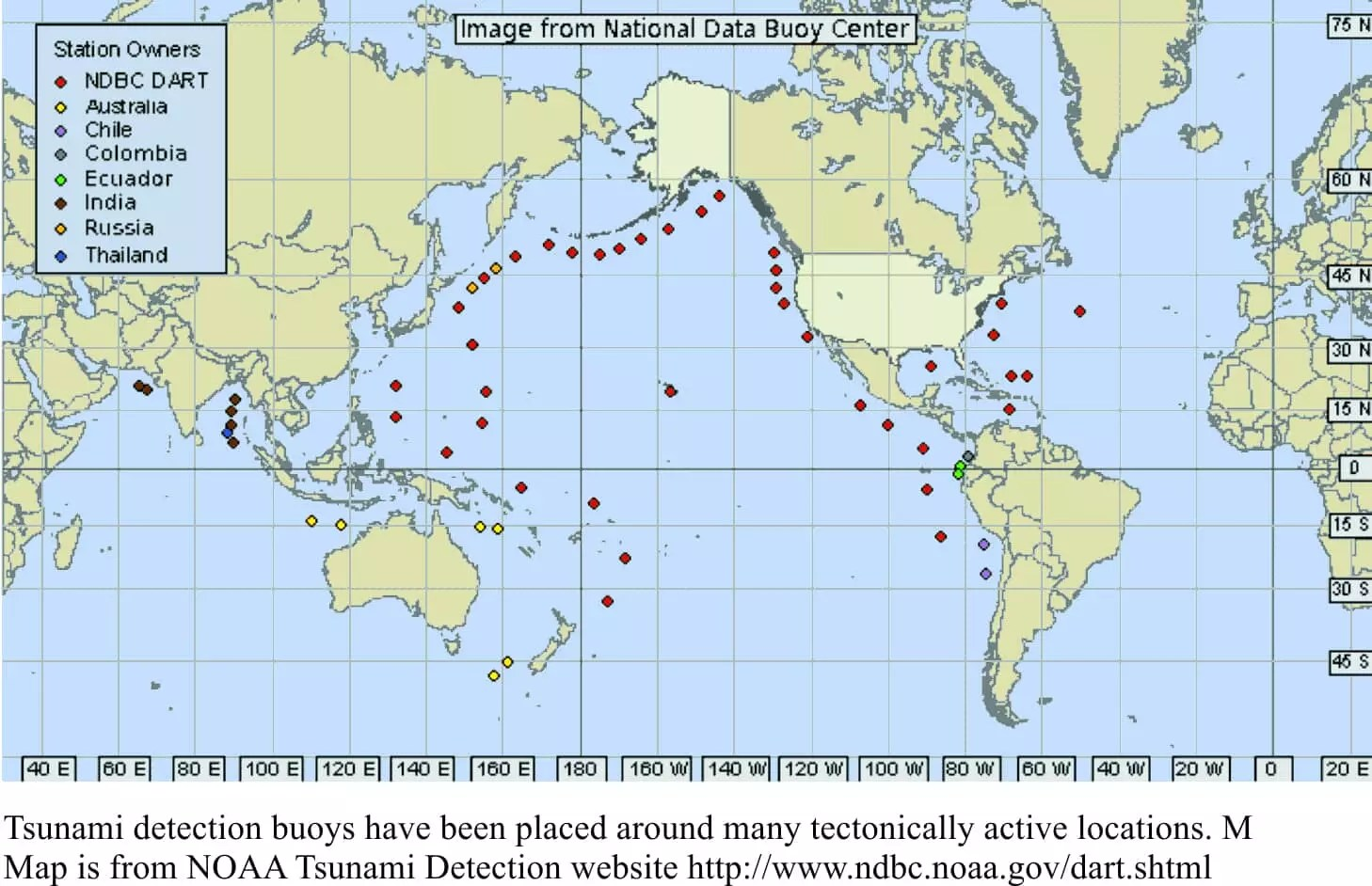 Tsunamis behave as shallow water waves geological digressions such as the west coasts of north and south america the aleutian arc and other volcanic arcs subduction zones from japan through to new zealand gumiabroncs Image collections