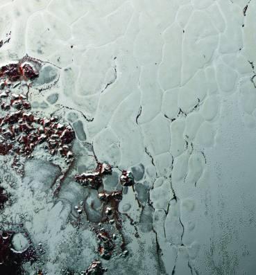 Pluto's Heart Like a Cosmic-GeologyPage