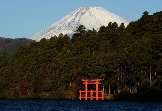 Ancient Japan may have been far more cosmopolitan than previously thought, archaeologists say Credit: AFP Photo/Toshifumi Kitamura