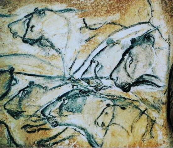 Clues of autistic traits can be found in cave art. Credit: University of York