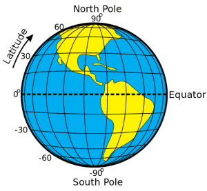 Latitude and Longitude  GeoLounge: All Things Geography