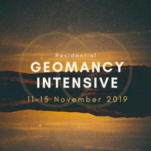 geomancy training