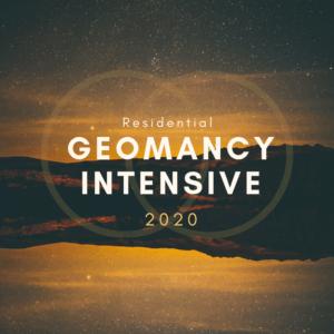 learn geomancy