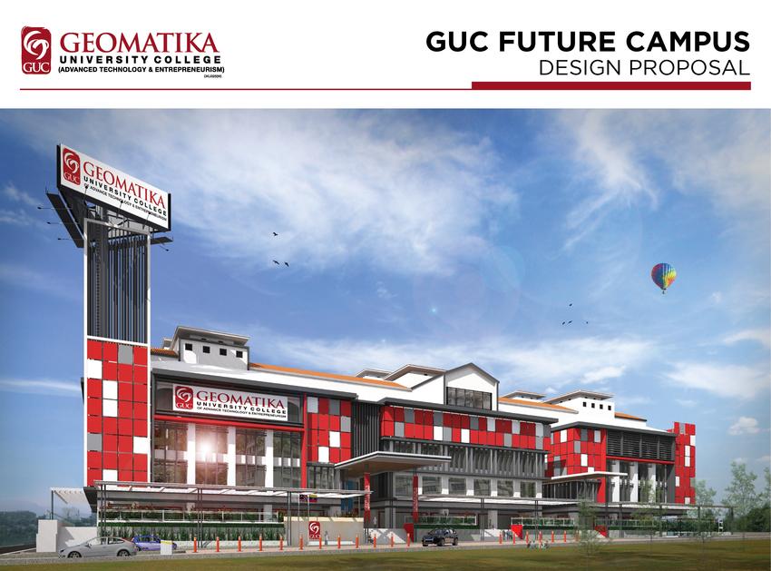 Campus Development Plan - Geomatika