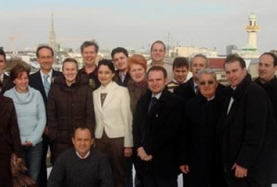 Втора работна среща по проекта BALGEOS_II