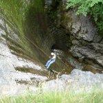 Modéliser un barrage : Scan en amont et en aval