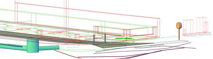 Dessin des réseaux en 3D