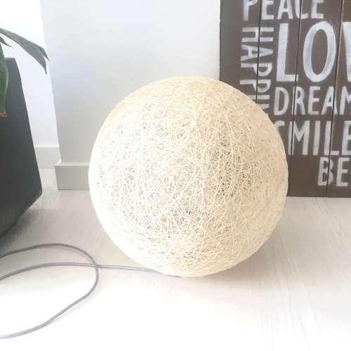 Lámpara de mesa esfera estilo nórdico - SPHERE