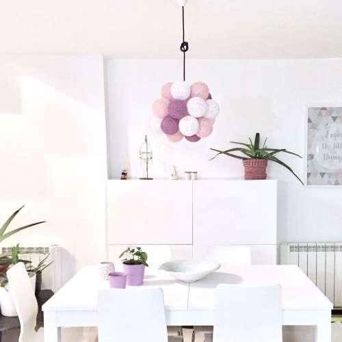 Hanging lamp - MOLEKULAR COLORS