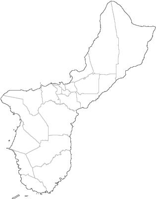 Postal Codes Guam