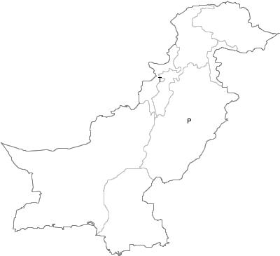 Postal Codes Pakistan