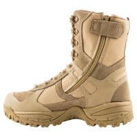 patrol coyot zip boots miltec